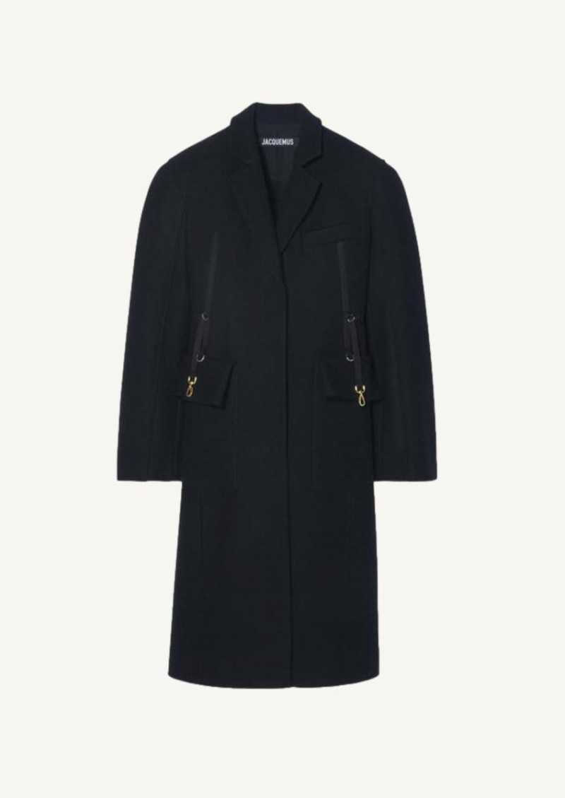 Le manteau Soco noir