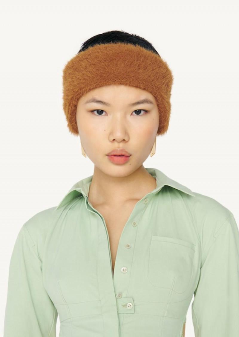 Brown Neve headband