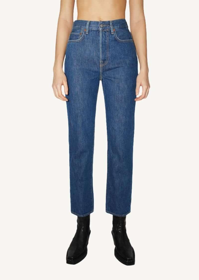 Dark blue Mece jeans