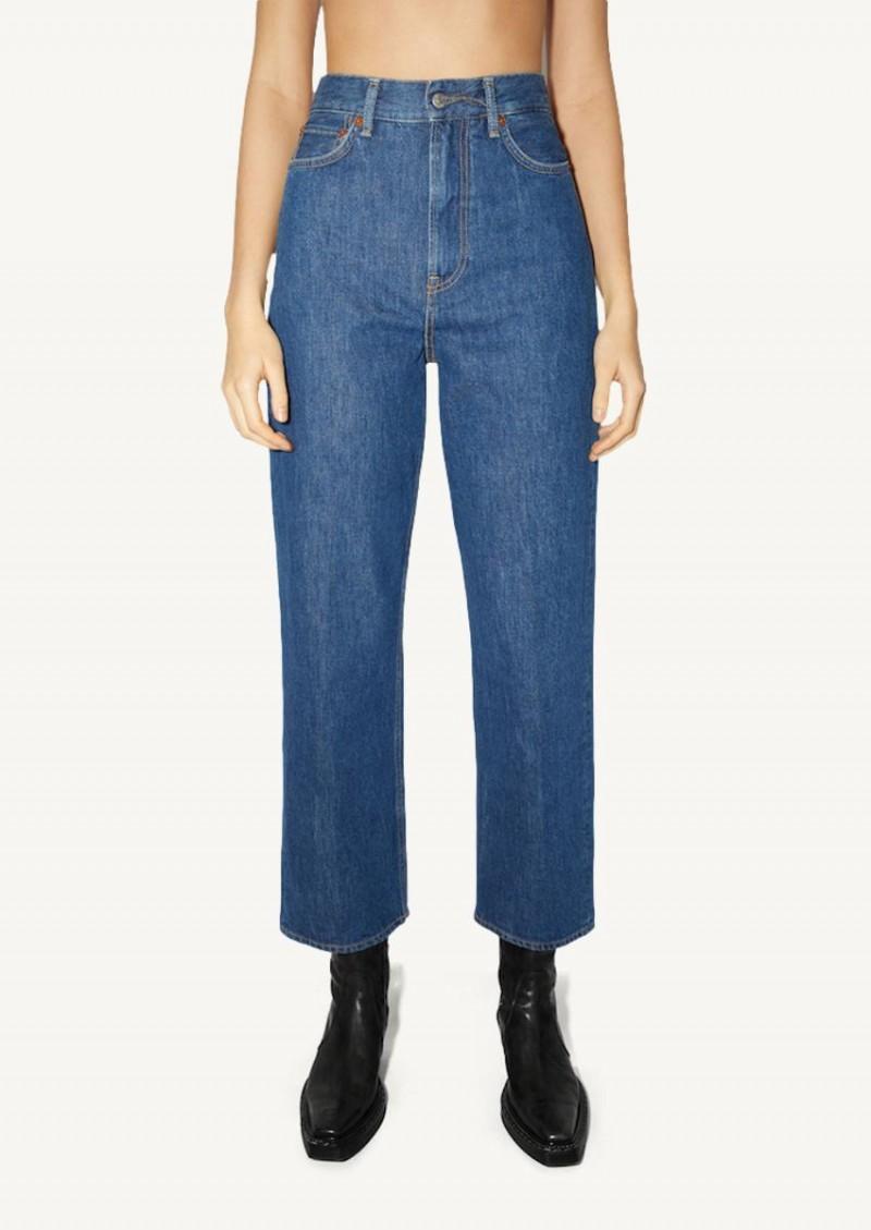 Dark blue 1993 Vintage jean
