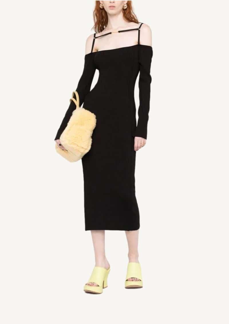 Black Sierra dress