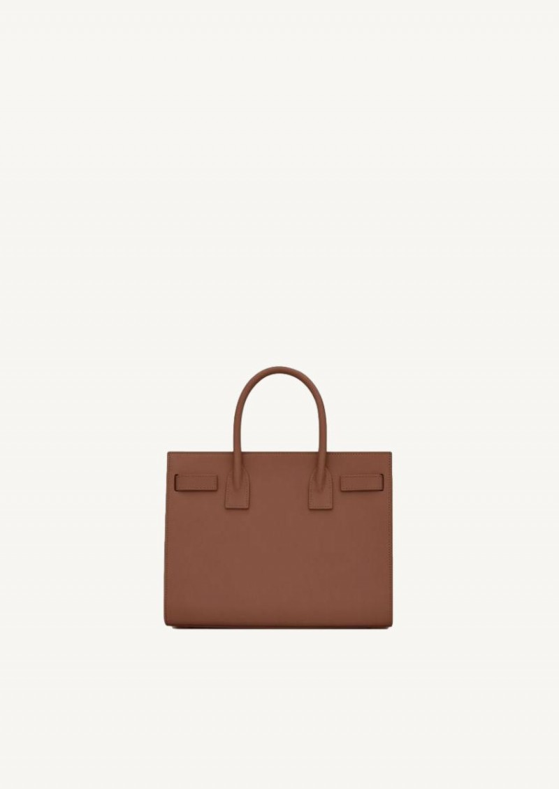 Brown Classic day Baby bag