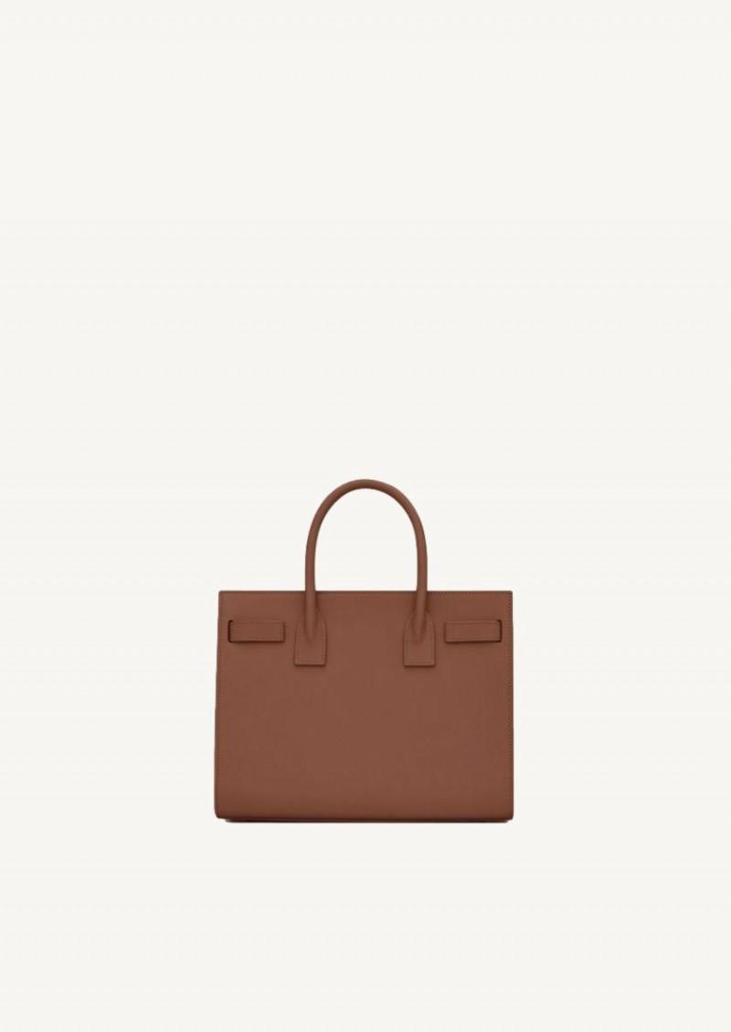Classic sac de jour Baby marron