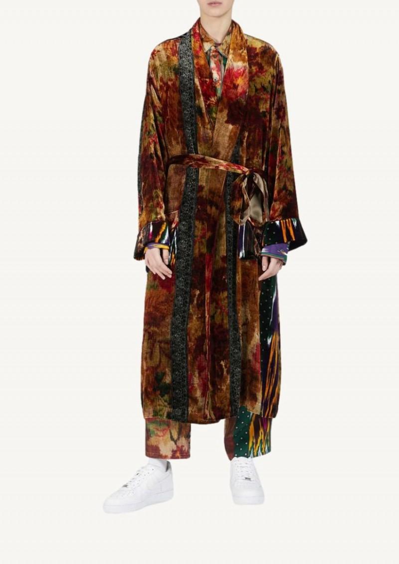 Robe de chambre Kanpur multicolore
